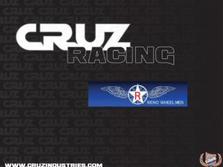 Cruz Industries presents a limited one time special offer to the Reno Wheelmen