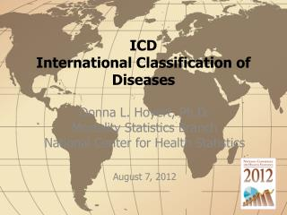 ICD International Classification of Diseases