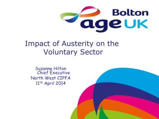 Impact of Austerity on the  Voluntary Sector
