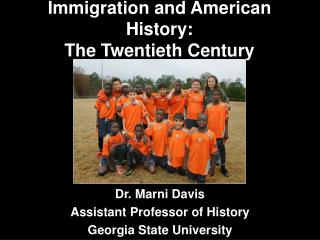 Immigration and American History: The Twentieth Century