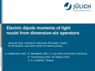 Electric dipole  moments of light nuclei from dimension-six operators