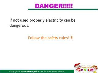 DANGER!!!!!
