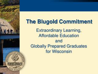 The  Blugold Commitment