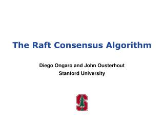 The Raft Consensus Algorithm