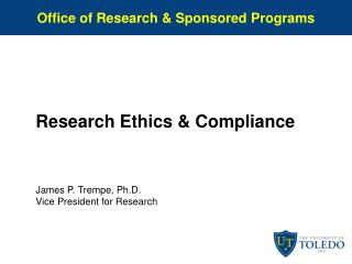 Office of Research & Sponsored Programs
