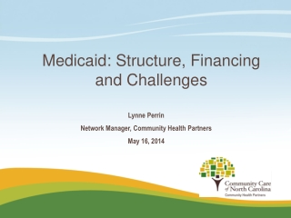 Overview of Virginia Medicaid and Long Term Care Services
