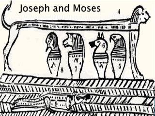 Joseph and Moses