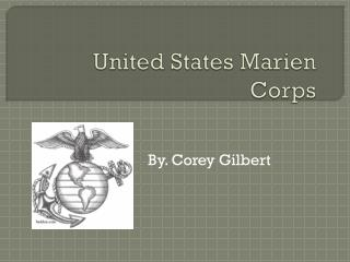 United States  Marien  Corps