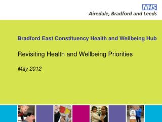 Revisiting Health and Wellbeing Priorities May 2012