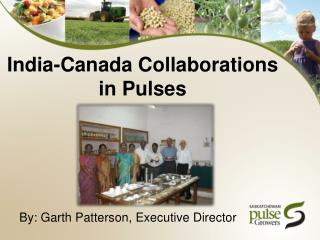 India-Canada Collaborations in Pulses
