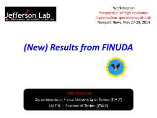 (New) Results from FINUDA