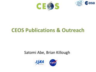CEOS Publications & Outreach