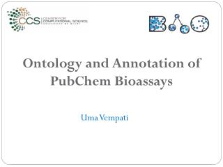 Ontology and Annotation of PubChem Bioassays
