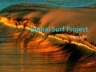 Global Surf Project