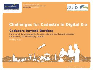 Challenges  for Cadastre in Digital Era
