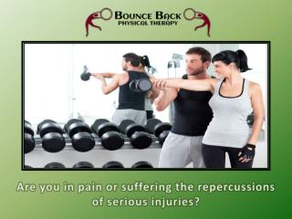 Bounce Back Physical Therapy