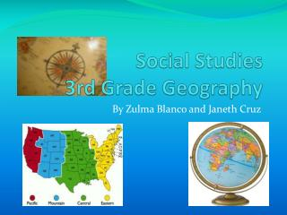 Social Studies 3rd Grade Geography