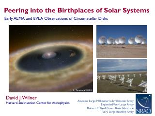 Peering into the Birthplaces of Solar Systems