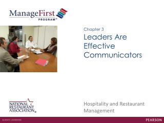 Leaders Are Effective Communicators