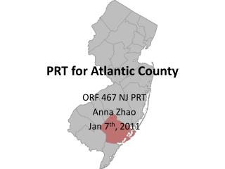 PRT for Atlantic County