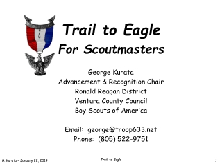 The Trail to Eagle