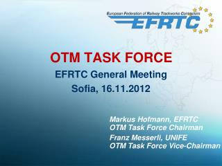 OTM TASK FORCE