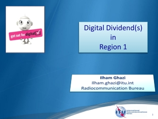 Information about switch over  and digital dividend in France