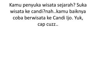 CANDI IJO