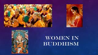 Women in Buddhism