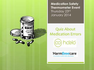 Quiz About Medication Errors