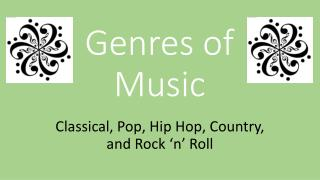 Genres of Music