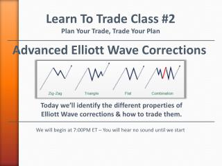 Advanced Elliott Wave Corrections