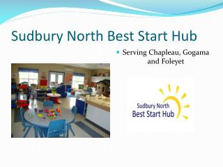 Sudbury North Best Start Hub