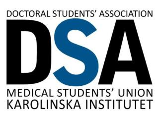 The Doctoral Students' Association – DSA