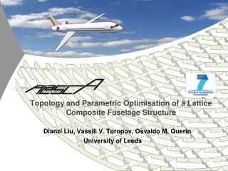 Topology and Parametric Optimisation of a Lattice Composite Fuselage Structure