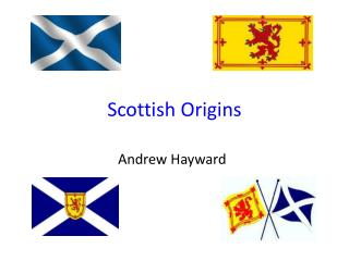Scottish Origins