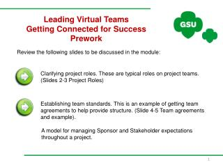 Leading Virtual Teams Getting Connected for Success  Prework