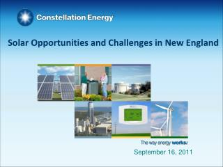 Solar Opportunities and Challenges in New England