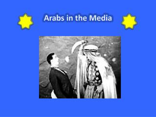 Arabs in the Media