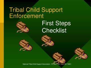 Tribal Child Support Enforcement