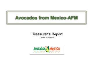Avocados from Mexico-AFM