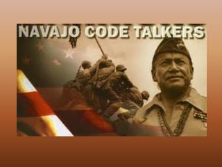 29 Navajo recruits developed the code at  Camp Pendleton, California in 1942.