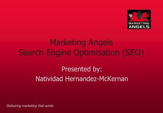 Marketing Angels  Search  Engine Optimisation (SEO)