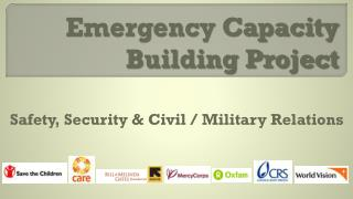 Emergency Capacity Building Project