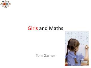 Girls  and Maths