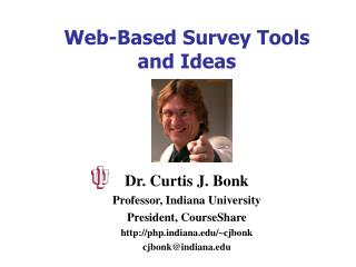 Web-Based Survey Tools and Ideas
