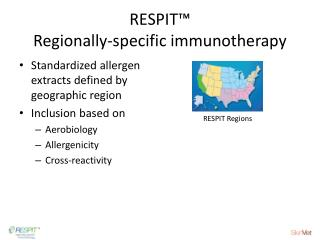 RESPIT™ Regionally-specific immunotherapy