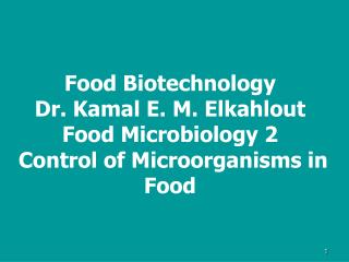 Definitions Controlling  access of microorganisms Control By Physical  Removal Centrifugation