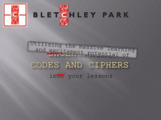 Shoehorning Codes and Ciphers