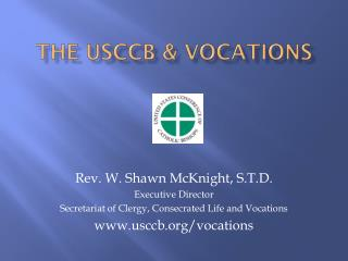The USCCB & Vocations